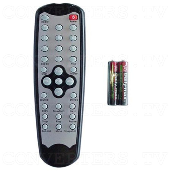 USB TV Box U-Shuttle - Remote Control