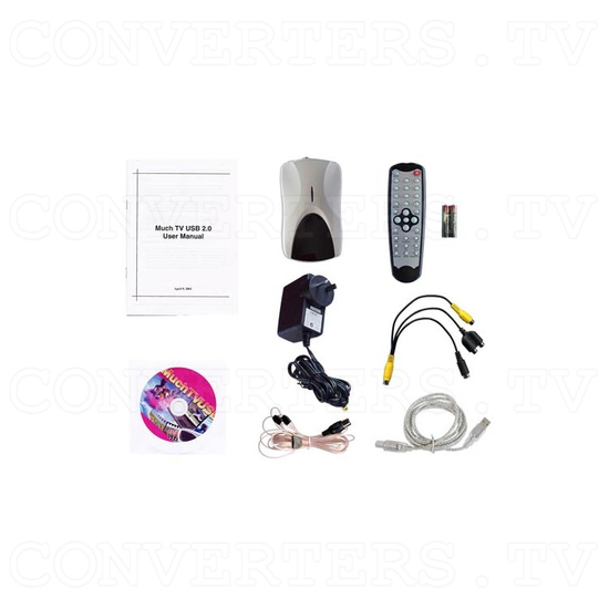 USB TV Box U-Shuttle - Full Kit