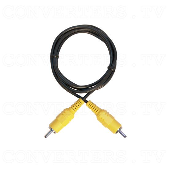 VHF/UHF Agile Modulator - Composite - RCA Cable (Male to Male)