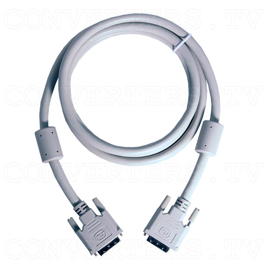 PAL or NTSC to DVI Converter - DVI Cable
