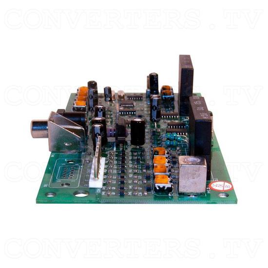 NTSC, PAL to RGB Converter WP - Right View