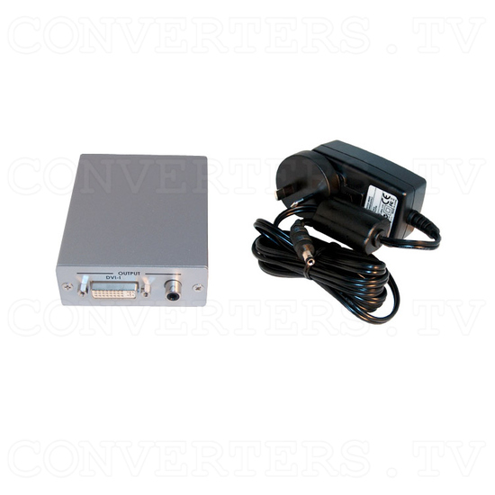 HDMI to DVI-D Converter with SPDIF Digital Audio - Full Kit
