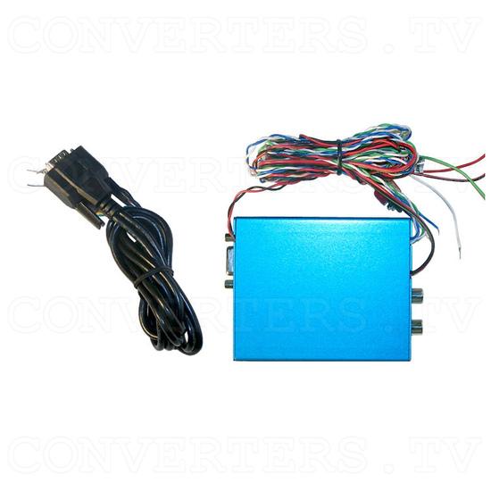 Dual Video to RGB Converter - Full Kit