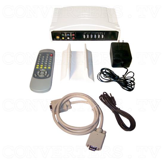 ProTV IV DVI TV Converter (NTSC) - Full Kit