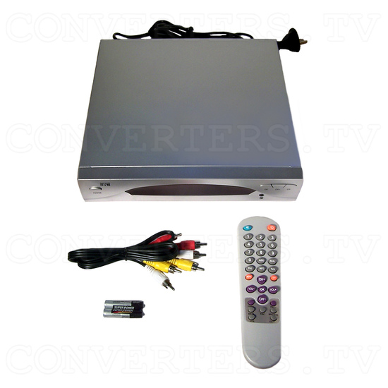 Digital TV Box DVB-S-SM-8028 - Full Kit