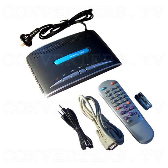 Digital PC - TV Receiver SM-338L - Full Kit