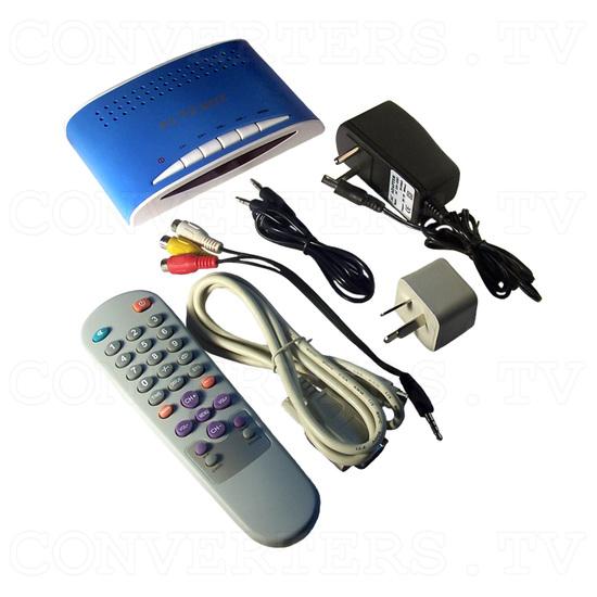 PC TV Receiver SM-398L - Full Kit