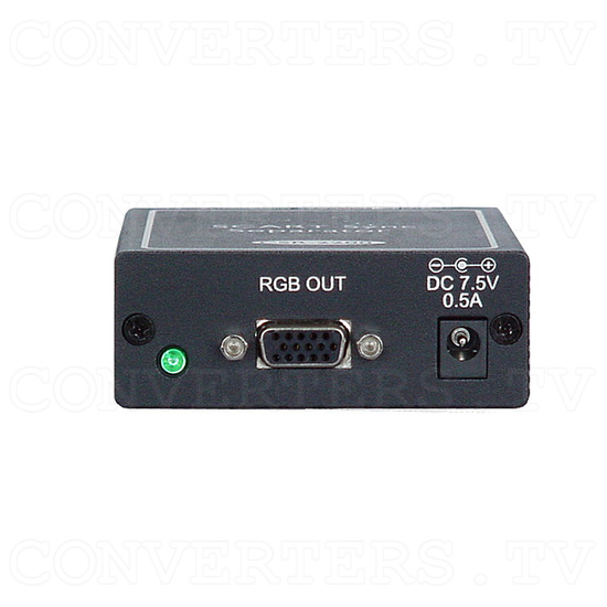 SCART Sync Separator CSR-2200 - Front View