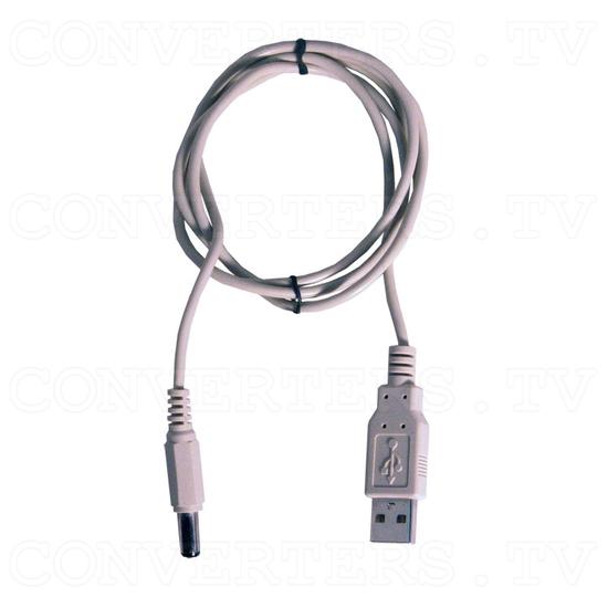 VGA to RGB PAL NTSC Converter - USB Power Cable