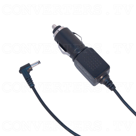 NTSC to PAL (PAL to NTSC) Digital Multisystem Converter - Car Application - Power Supply 110v OR 240v