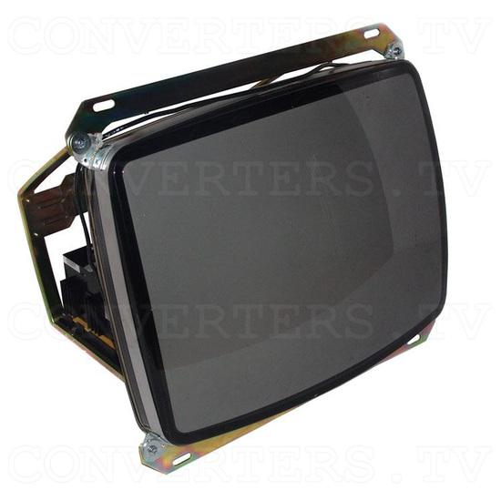 20 Inch CGA EGA VGA CRT Monitor & Chassis - Full View