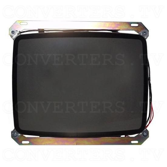 20 Inch CGA EGA VGA CRT Monitor & Chassis - Front View