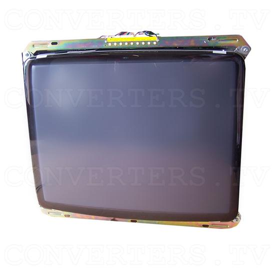 29 Inch CGA/EGA/VGA 15K/24K/31K Monitor - Curved - Front View