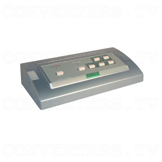 PAL B to VGA/ HDTV Tuner Box CSC-1200T - Full View