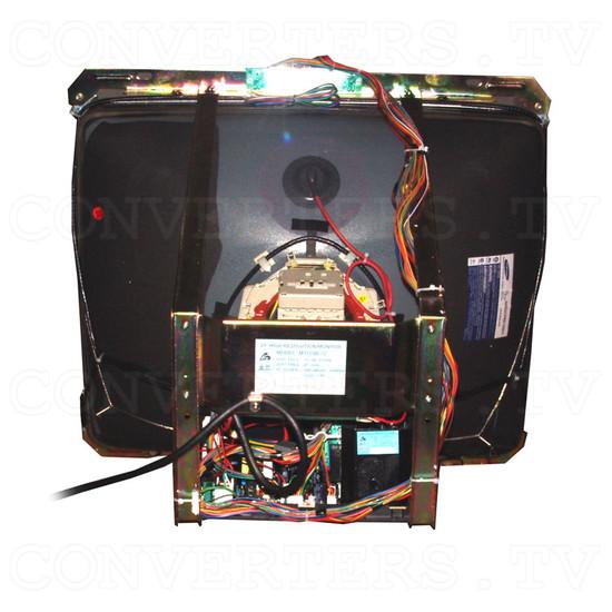 29 Inch CGA EGA VGA CRT Monitor & Chassis - Back View