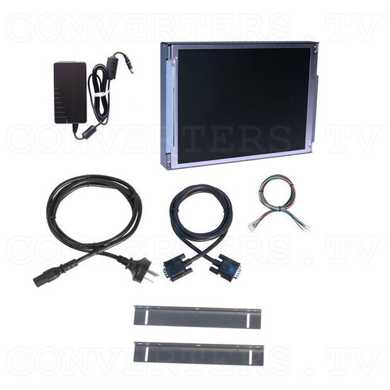10.4 Inch CGA EGA VGA to SVGA LCD Panel - Full Kit