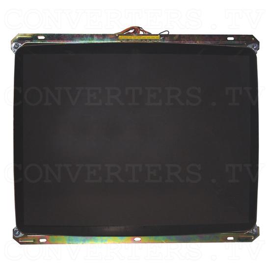 38 Inch CGA EGA VGA CRT Monitor & Chassis - Front View