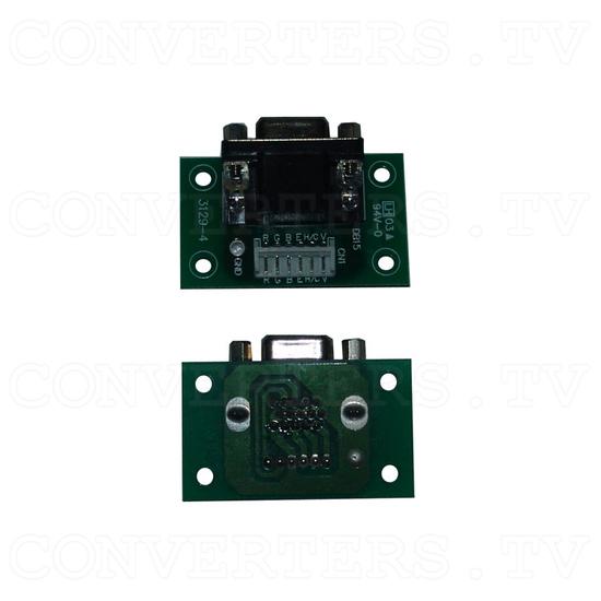 38 Inch CGA EGA VGA CRT Monitor & Chassis - PCB