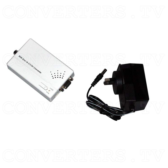 RGB Combined Sync to Video Converter - Full Kit