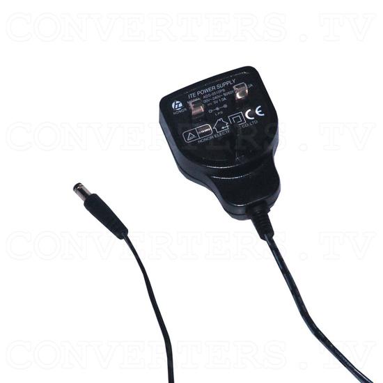 Video to SXGA Converter Box - Power Supply 110v OR 240v