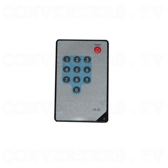 HDMI Switcher - 4 input : 1 output - Remote