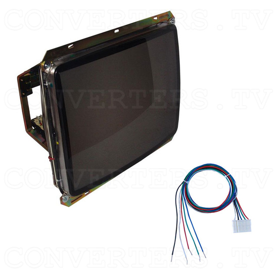 25 Inch CGA CRT Monitor & Chassis - Full Kit