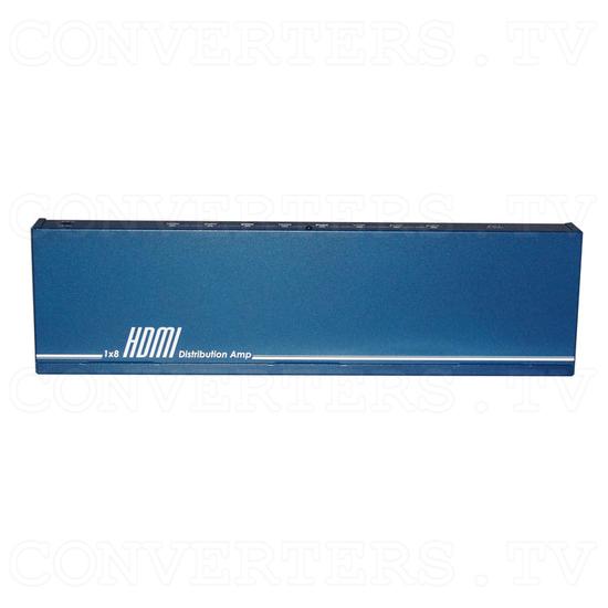 HDMI Splitter - 1 input : 8 output - Top View