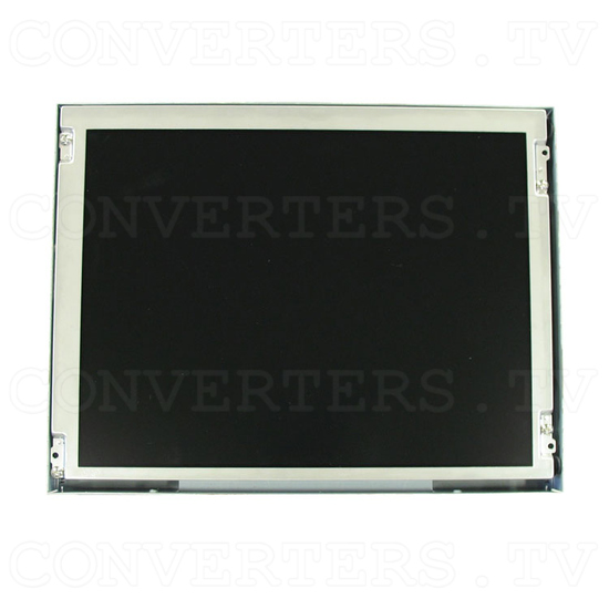 12.1 Inch CGA EGA VGA to SVGA LCD Panel - Front View