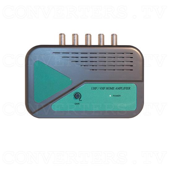 UHF - VHF - FM Home Distributor CB-11 - Front View