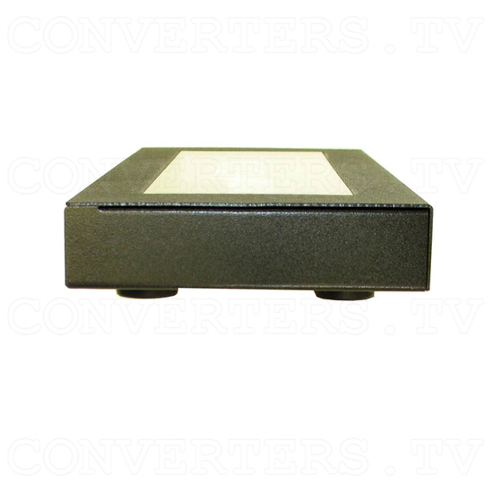 HDMI to HDMI Distributor Amplifier - 1 input : 8 output - Side View