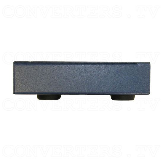 HDMI to HDMI Distributor Amplifier - 1 input : 4 output - Side View