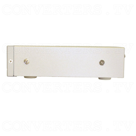 HDMI Matrix Selector - 4 input : 2 output - Side View