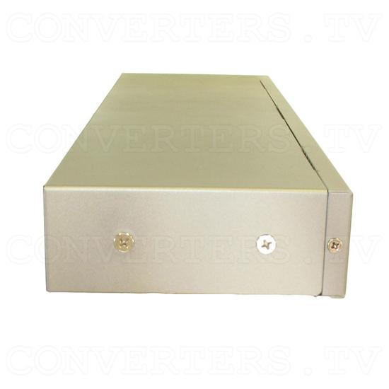 HDMI Matrix Selector - 4 input : 4 output - Side View