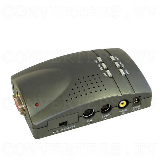 PC VGA to Video TV - Ultimate XP Pro - Full View
