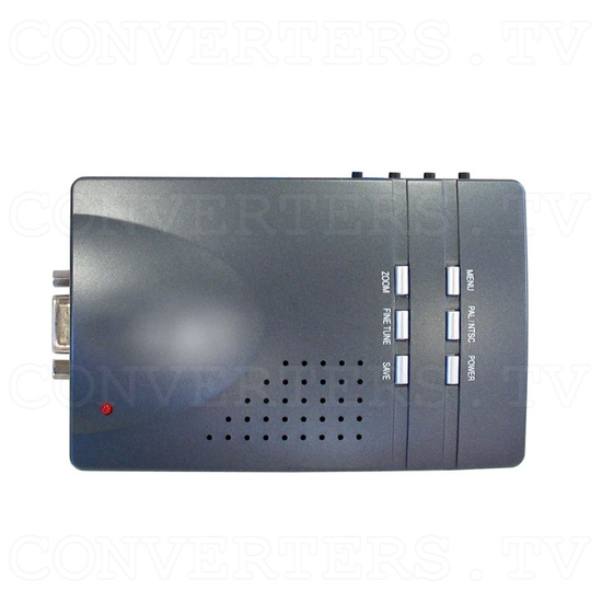 PC VGA to Video TV - Ultimate XP Pro - Top View