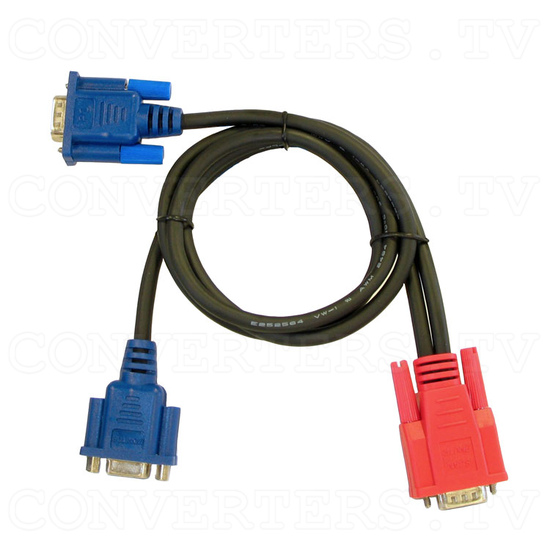PC VGA to Video TV - Ultimate XP Pro - VGA Y Cable