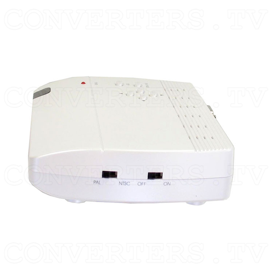 Network IP Digital Media Player - Right View