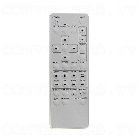 Network IP Digital Media Player - Remote