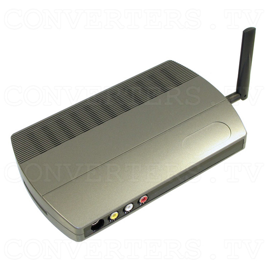 High Definition Digital WiFi Media Player 1080P-1 - Full View