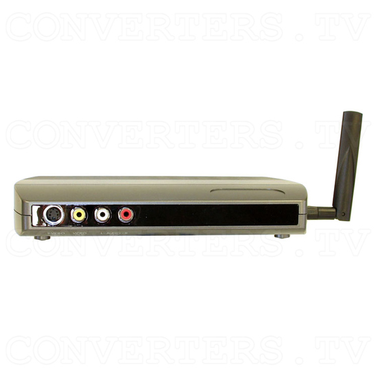 High Definition Digital WiFi Media Player 1080P-1 - Front View