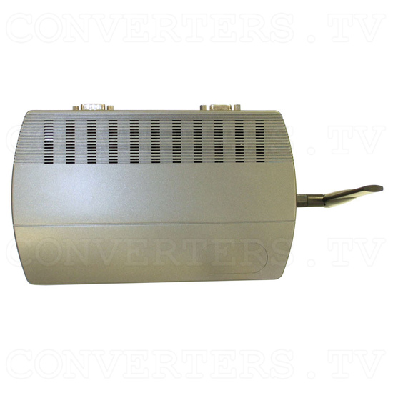 High Definition Digital WiFi Media Player 1080P-1 - Top View
