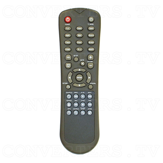 High Definition Digital Media Player 1080P -1 - Remote View