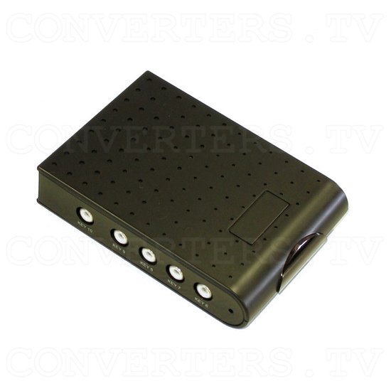 High Definition Digital Media Player 1080P -1 - Play Button Box Full View