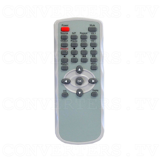 Video to HDMI Matrix Selector-Recorder 80G - Remote
