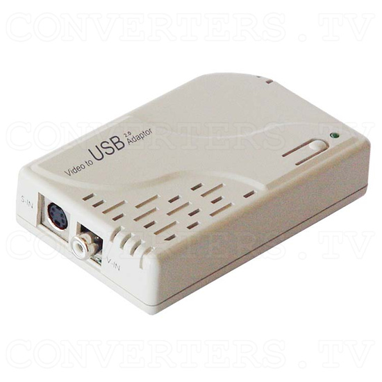 Video to USB 2.0 Adapter (USB201) - Full View