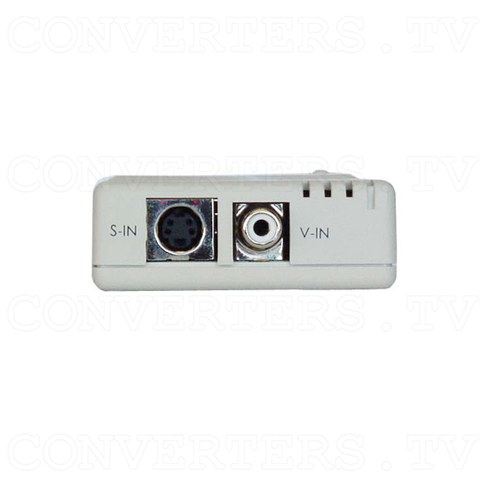 Video to USB 2.0 Adapter (USB201) - Front View
