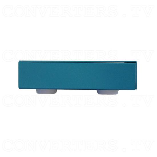 HDMI Switch 3 input - 1 output Slimline - Side View