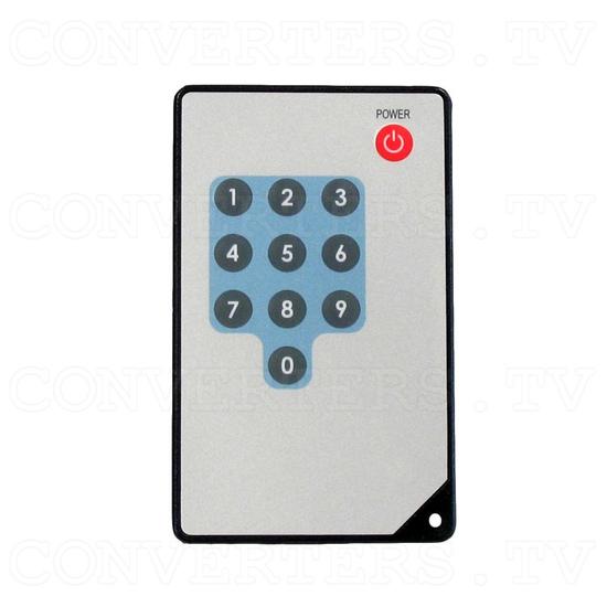 HDMI Switch 3 input - 1 output Slimline - Remote