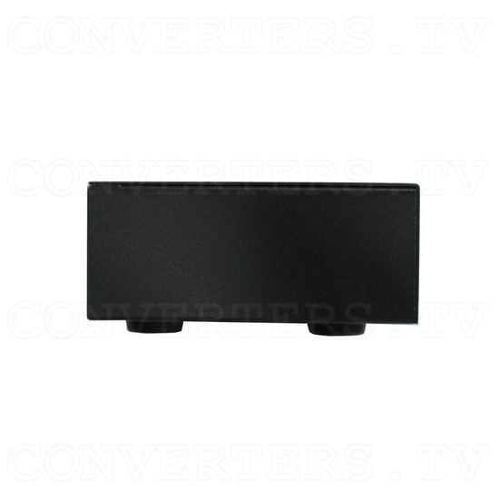 HDMI Switch 4 input - 2 output - Side View