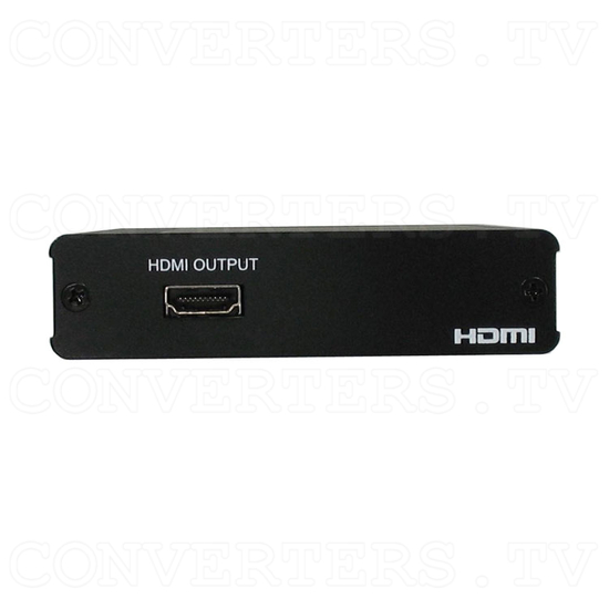 HDMI Repeater-Extender 1 input - 1 output - Front View